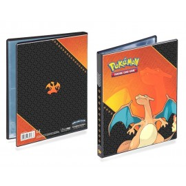 Pokémon - Portfolio A5 pour 80 cartes - Charizard