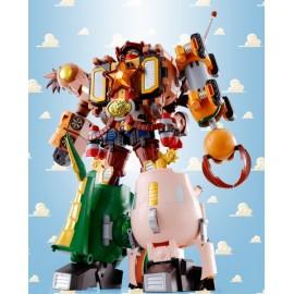 Figurine Toy Story - Toy Story Chogokin Woody Robo Sheriff Star 23cm