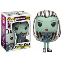 Figurine Monster High - Frankie Stein Pop 10cm