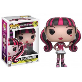 Figurine Monster High - Draculaura Pop 10cm