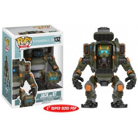 Figurine Titanfall 2 - Jack and BT Oversized Pop 15cm