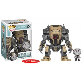 Figurine Titanfall 2 - Blisk and Legion Oversized Pop 15cm