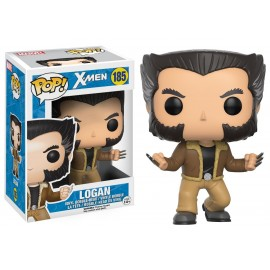 Figurine Marvel - X-Men - Logan Pop 10cm