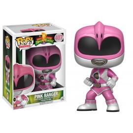 Figurine Power Rangers - Action Pink Ranger Pop 10 cm
