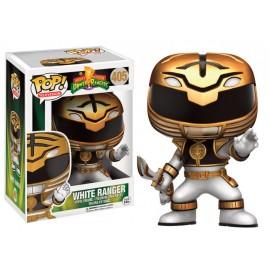 Figurine Power Rangers - Action White Ranger Pop 10 cm