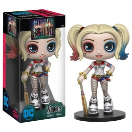 Figurine Suicide Squad - Harley Quinn Wobblers 16cm