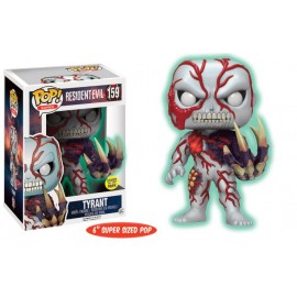 Figurine Resident Evil - Tyrant Glows in The Dark Exclusive Oversized Pop 15cm