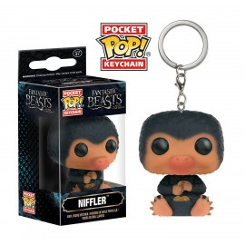 Figurine Fantastic Beasts - Niffler Porte Clé Pocket Pop 4 cm