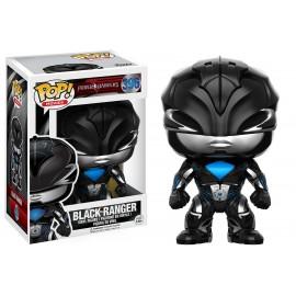 Figurine Power Rangers Movie - Black Ranger Pop 10 cm