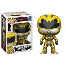 Figurine Power Rangers Movie - Yellow Ranger Pop 10 cm