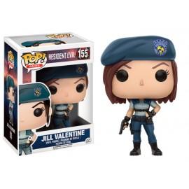 Figurine Resident Evil - Jill Valentine Pop 10cm