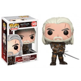 Figurine The Witcher - Geralt Pop 10cm