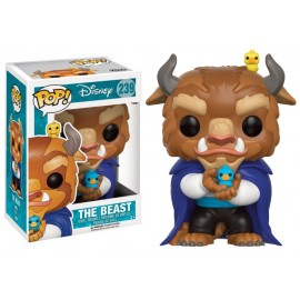 Figurine - Beauty and the Beast - Winter Beast Pop 10cm
