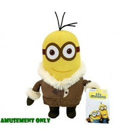 Peluche Minions - Kevin Ice Village 22cm