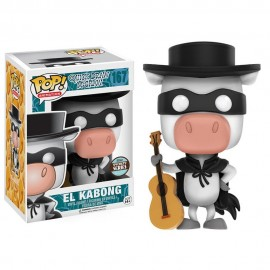 Figurine Hanna Barbera - Quick Draw McGraw El Kabong Speciality Series Pop 10cm