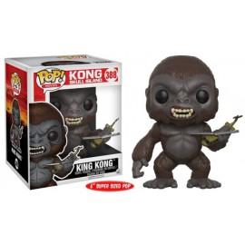 King Kong Skull Island - King Kong Oversized Pop ! 15cm