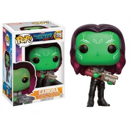 Figurine Guardians of the Galaxy Vol. 2 - Gamora Pop 10cm