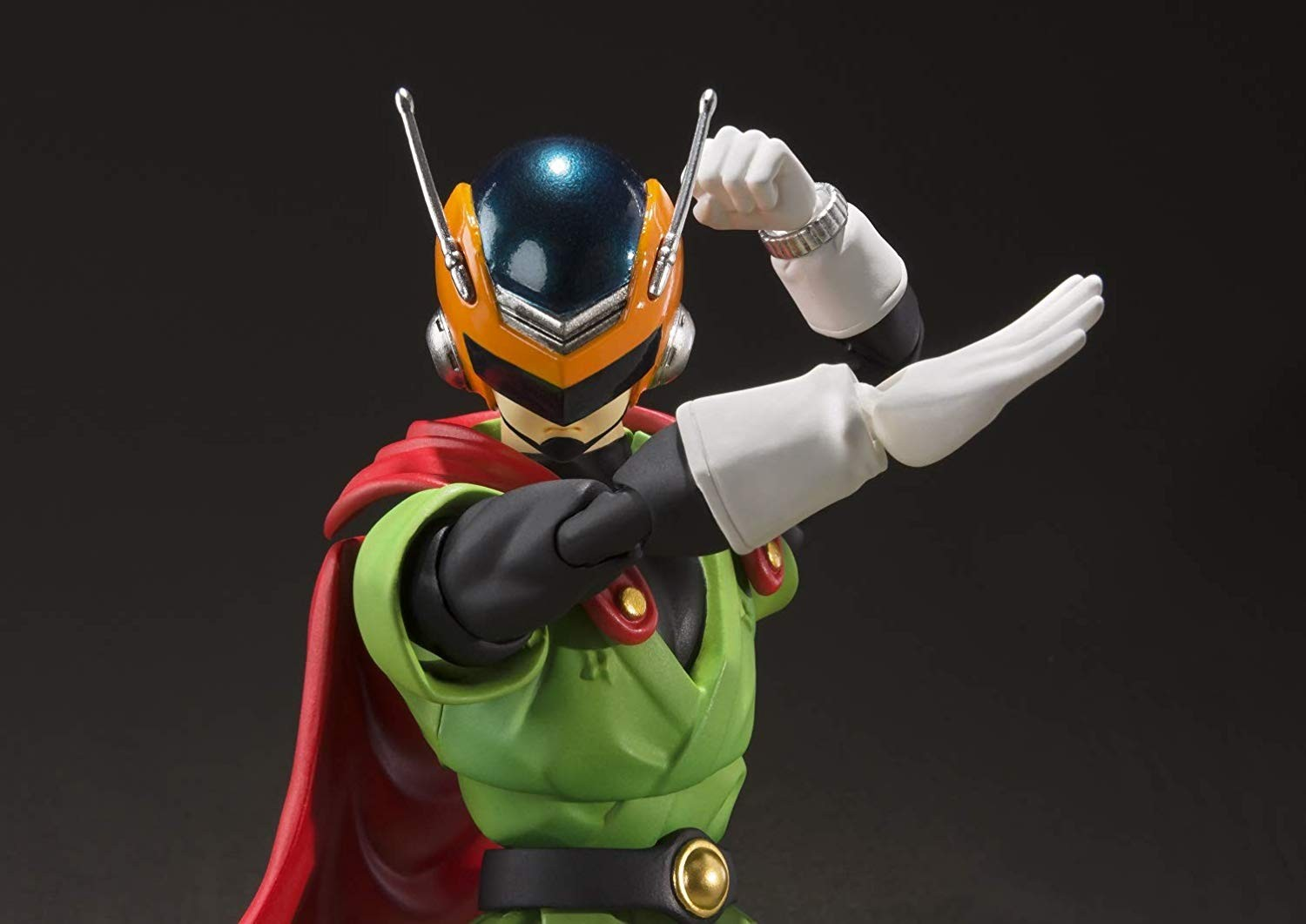 Figurine Dragon Ball Z - Great Saiyaman S.H.Figuarts 15.5cm