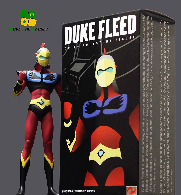 Figurine Goldorak Duke Fleed Polystone 20cm Actarus