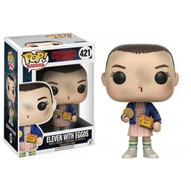 Stranger Things - Eleven with Eggos - Pop 10 cm