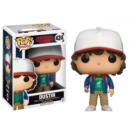 Stranger Things - Dustin with Compass - Pop 10 cm