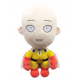 One-Punch Man peluche Saitama Happy Version 28 cm