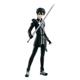 Figurine Sword Art Online - Kirito Black Version B DXF 17cm