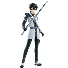 Figurine Sword Art Online - Kirito White Version A DXF 17cm