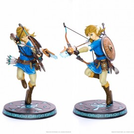 Figurine Link The Legend of Zelda Breath of The Wild 25cm