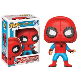Spider-Man Homecoming - Spider-Man Homemade Suit Pop 10cm