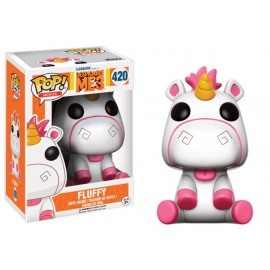 Moi Moche et Méchant 3 - Fluffy Pop 10cm