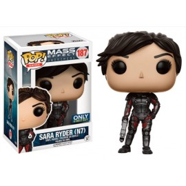 Mass Effect Andromeda - Sara Ryder N7 Exclusive Pop 10cm