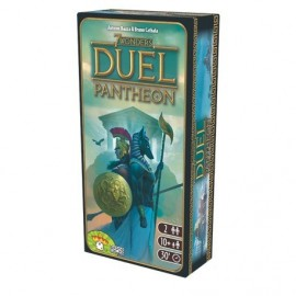 7 Wonders - Extention Duel Panthéon - Version française