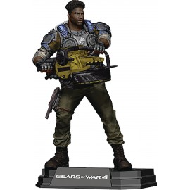 Figurine - Gears of War 4 - Color Tops Del Walker 18cm