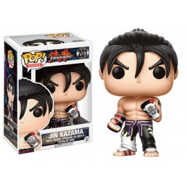 Figurine Tekken - Jin Kazama Black & White Exclusive Pop 10cm