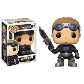 Figurine Gears of War - Damon Baird Armored Pop 10cm