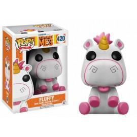 Moi Moche et Méchant 3 - Fluffy Flocked Exclusive Pop 10cm