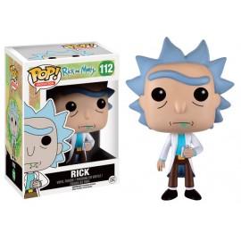 Figurine Rick and Morty - Rick Pop 10cm