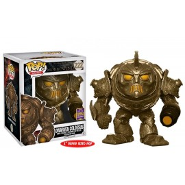Figurine The Elder Scrolls Morrowind - Dwarven Colossus SDCC 2017 Oversized Pop 15cm