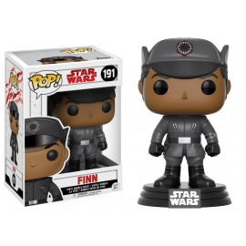 Figurine Star Wars episode 8 - Finn Pop 10cm
