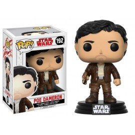 Figurine Star Wars episode 8 - Poe Dameron Pop 10cm