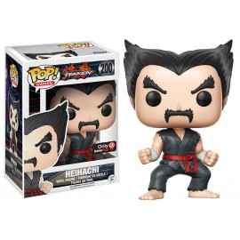Tekken - Heihachi Tag Tournament Exclusive Pop 10cm