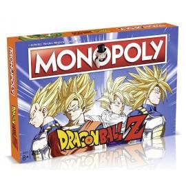 Monopoly Dragon Ball Z Version Française