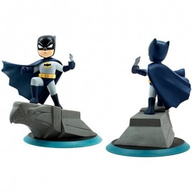 Figurine DC Comics - Q-Fig Batman 1966 LC Exclusive 9 cm