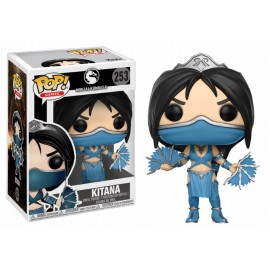 Figurine Mortal Kombat - Kitana Pop 10cm