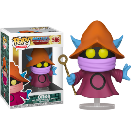 Figurine Master of the Universe - Orko Pop 10cm