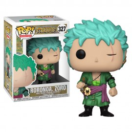Figurine One Piece - Roronoa Zoro Pop 10cm