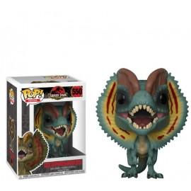 Figurine Jurassic Park - Dilophosaurus Pop 10cm