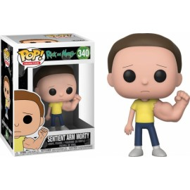Figurine Rick and Morty - Sentinent Arm Morty Pop 10cm