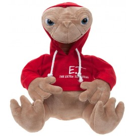 Peluche E.T. l'extra-terrestre Sitting with Blouse 25 cm